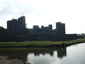 Castell Caerffili